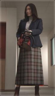 ハケンの品格2/大前春子(篠原涼子)の衣装!コートにジャケットやスカート