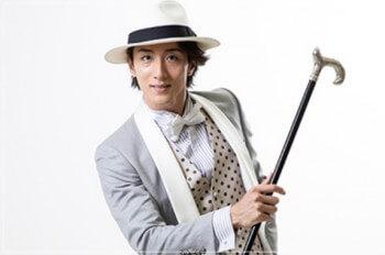 「ルパンの娘2」ダンスや踊り動画!歌う人・円城寺はミュージカル俳優!enjoji7