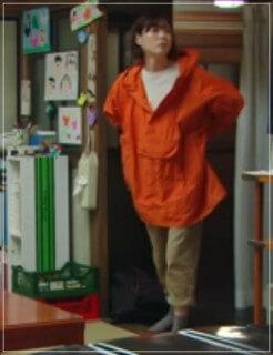 監察医朝顔2【3話】上野樹里の衣装!洋服やバッグにリュック!結婚指輪 3