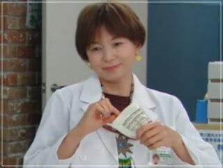 監察医朝顔2・山口智子の衣装!ピアスやイヤリングなどファッション・ブランドkansatui-asagao36