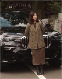 危険なビーナス【6話】吉高由里子の衣装!レザージャケットやバッグ6