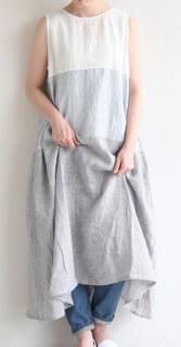 監察医朝顔2【5話】上野樹里の衣装!スカートやワンピースにスニーカー6